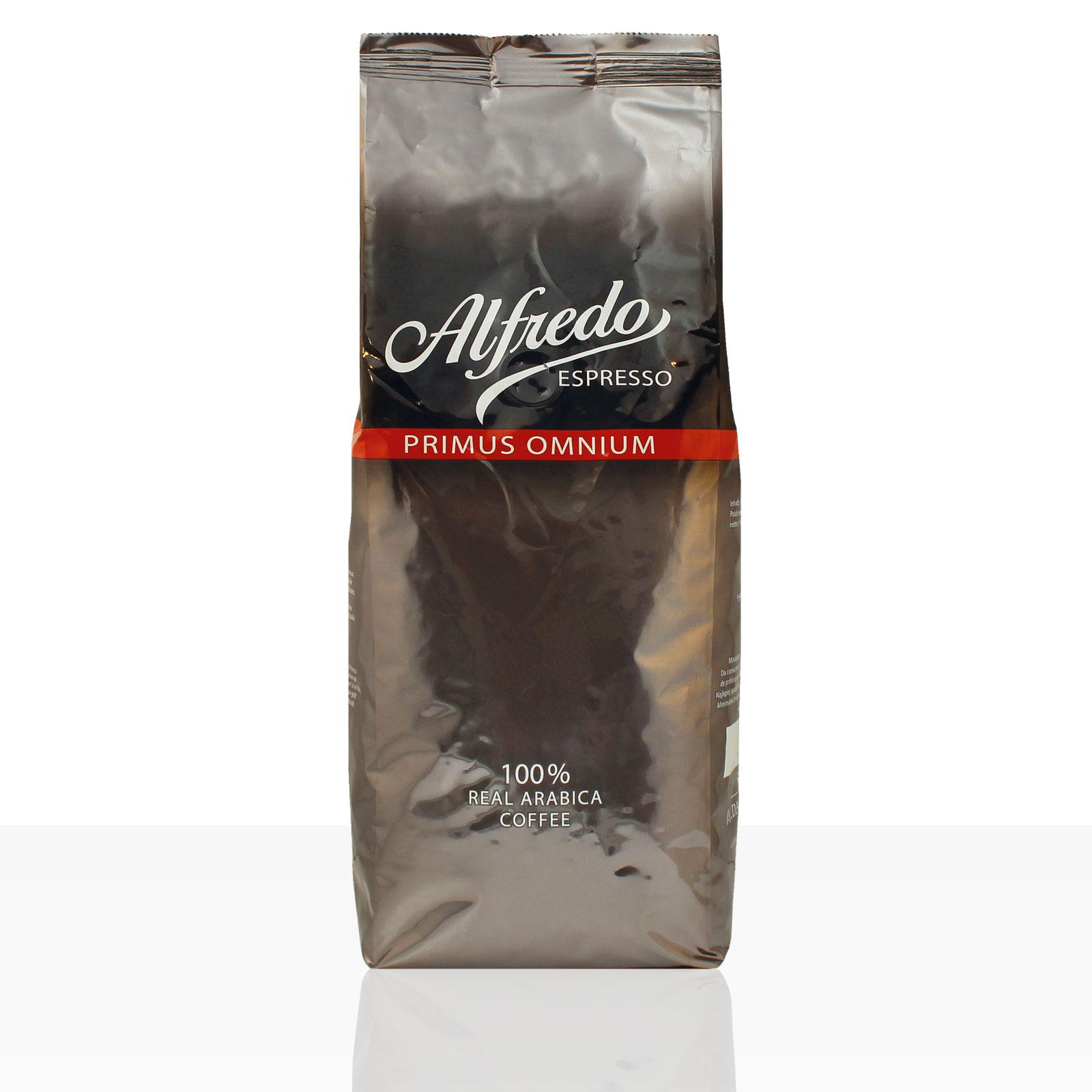 Darboven Alfredo Espresso Primus Omnium Kaffee 1kg ganze Bohne