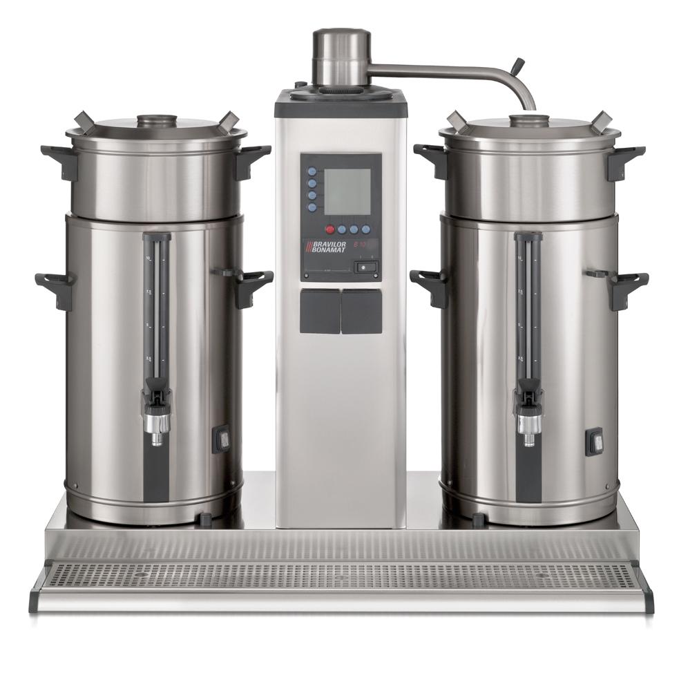 Bonamat Rundfiltergerät B40, 1 Brühsystem, 2 Behälter à 40 Liter