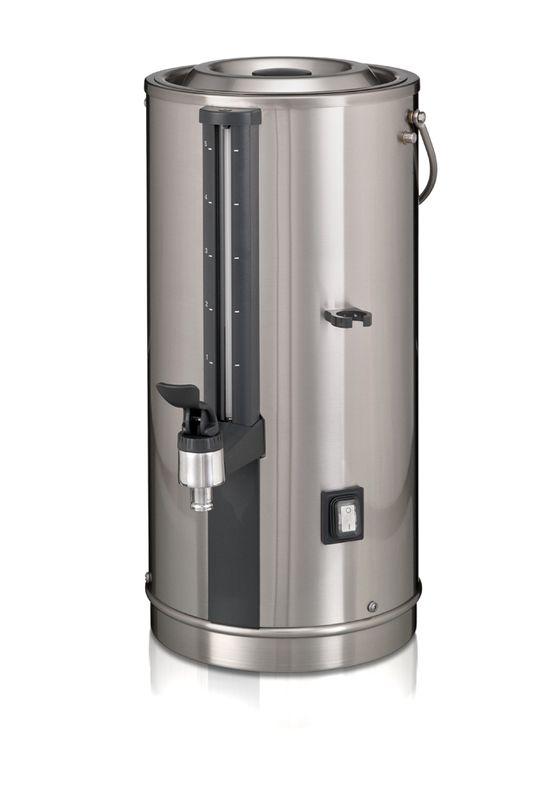 Bonamat Vorratsbehälter VHG 40, 40 Liter mit Heizung und Schauglas, Standard B-Serie