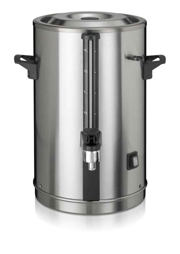 Bonamat Vorratsbehälter VHG 10 D, 10l mit Heizung, Schauglas und doppeltem Hahn, Standard B-Serie