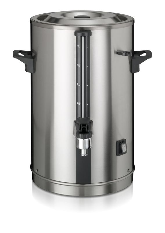 Bonamat Vorratsbehälter VHG 40 D, 40l mit Heizung, Schauglas und doppeltem Hahn, Standard B-Serie