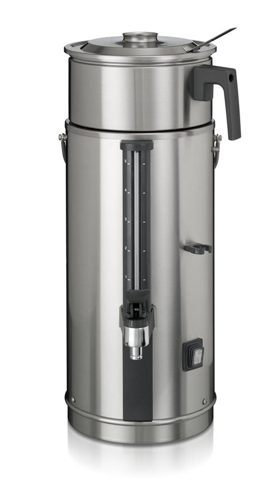 Bonamat Vorratsbehälter NAK 5, 5l mit Schauglas und Brüheinheit, Standard B-Serie