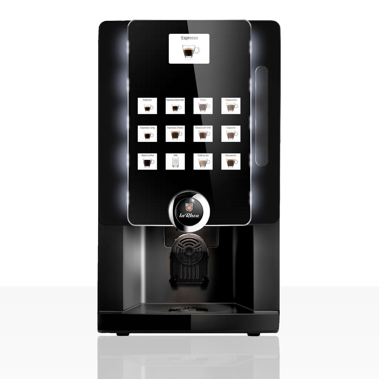 laRhea Business Line iC PB Kaffeevollautomat (Bohne, Festwasser)