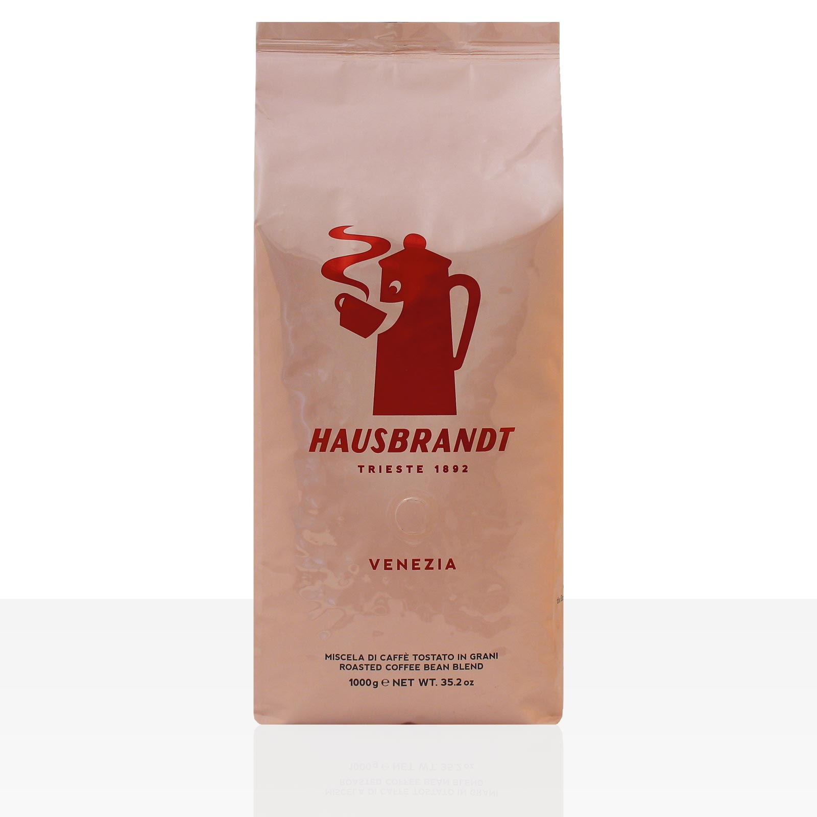Hausbrandt Venezia Espresso 1kg Kaffee ganze Bohne