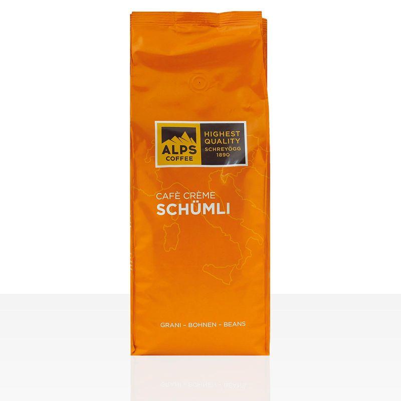 Schreyögg Cafe Creme Schümli Espresso 10 x 1kg ganze Bohne