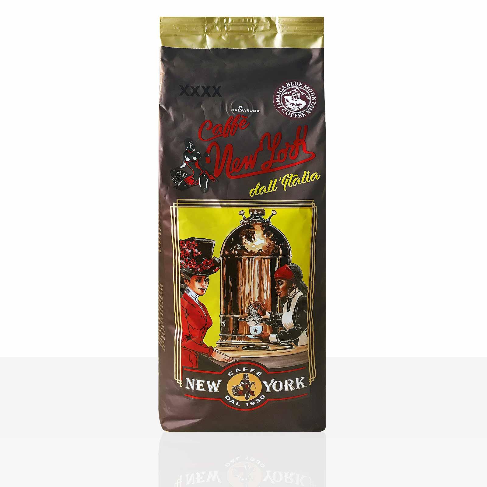 New York Caffe XXXX Espresso 1kg Kaffee ganze Bohne