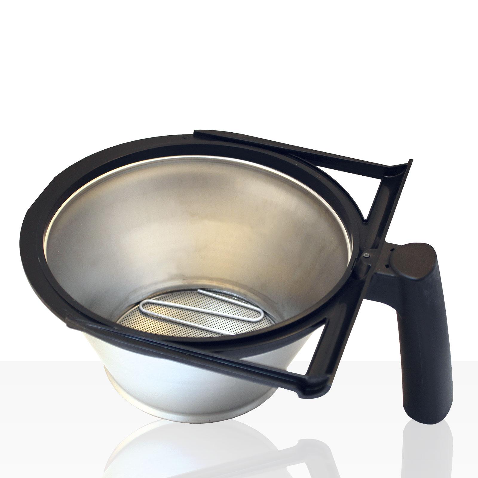 Bonamat Teefilterpfanne, Filterpfanne für Tee, für Mondo, Matic und TH