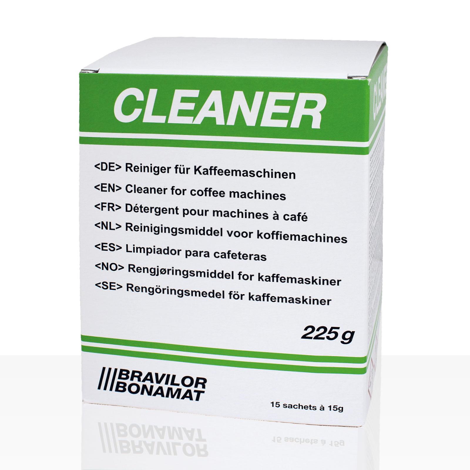 Bonamat Cleaner Reiniger 15 x 15g Portionsbeutel (Nur für gewerbliche Anwendung)