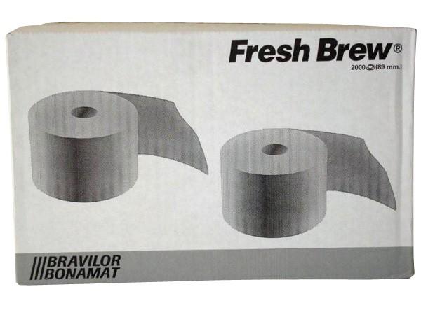 Bonamat Filterpapier Fresh One - 4 Rollen - Filterrollen