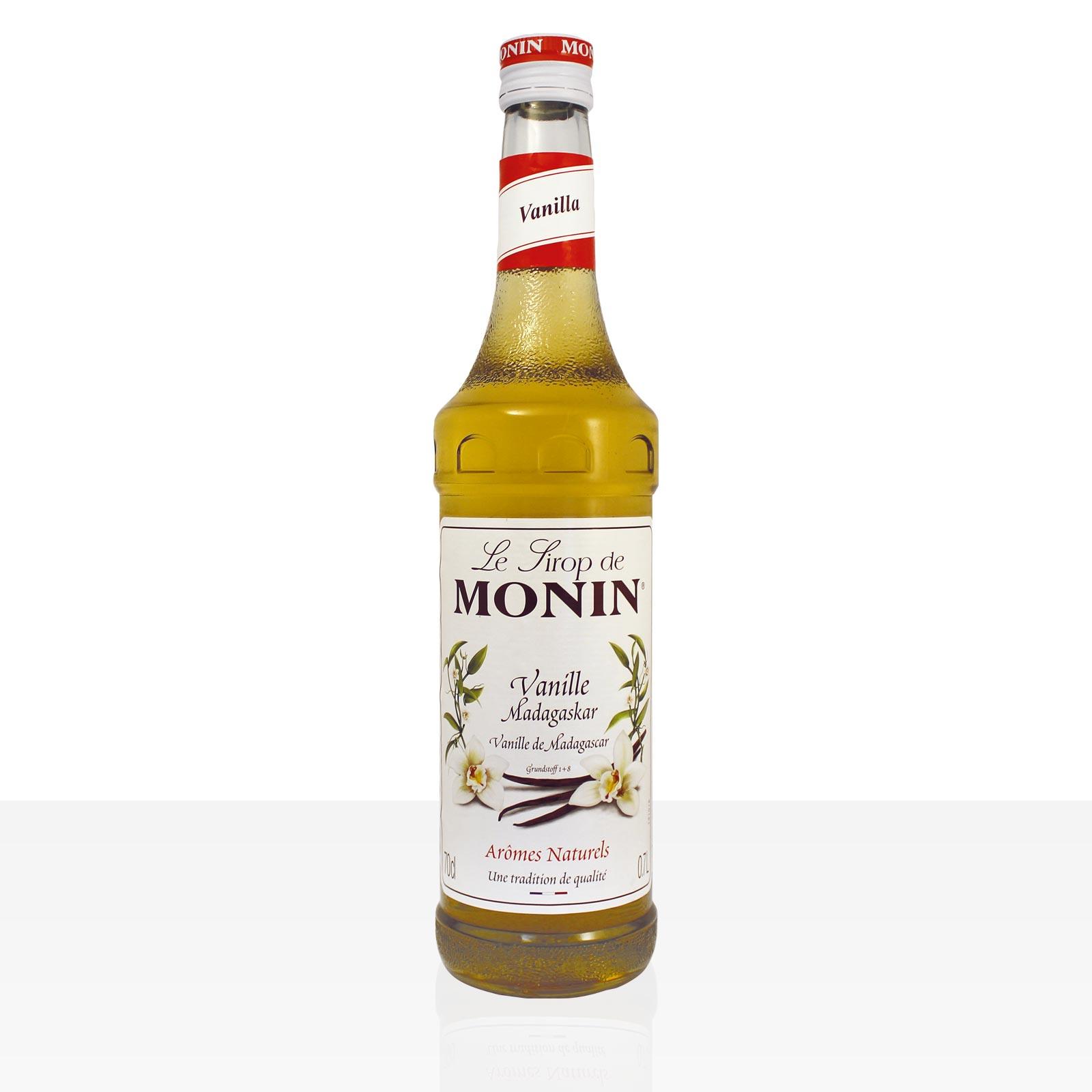 Monin Sirup Vanille 0,7 l
