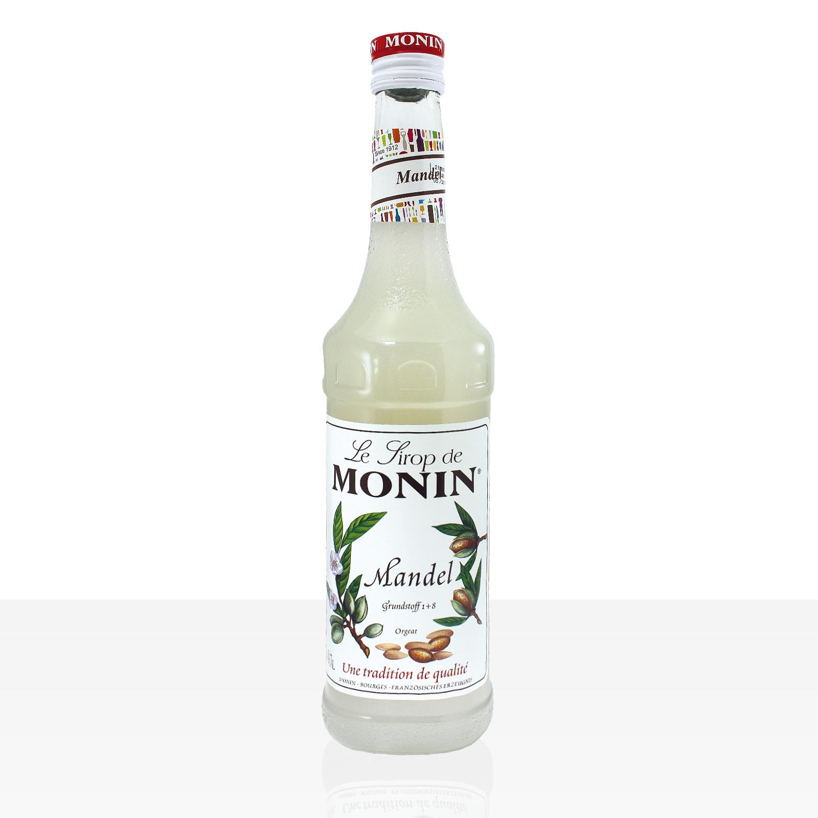 Monin Sirup Mandel 0,7 l