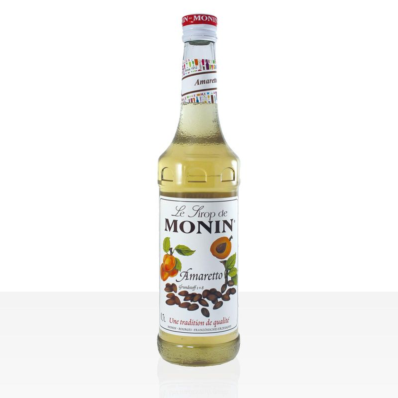 Monin Sirup Amaretto 0,7 l