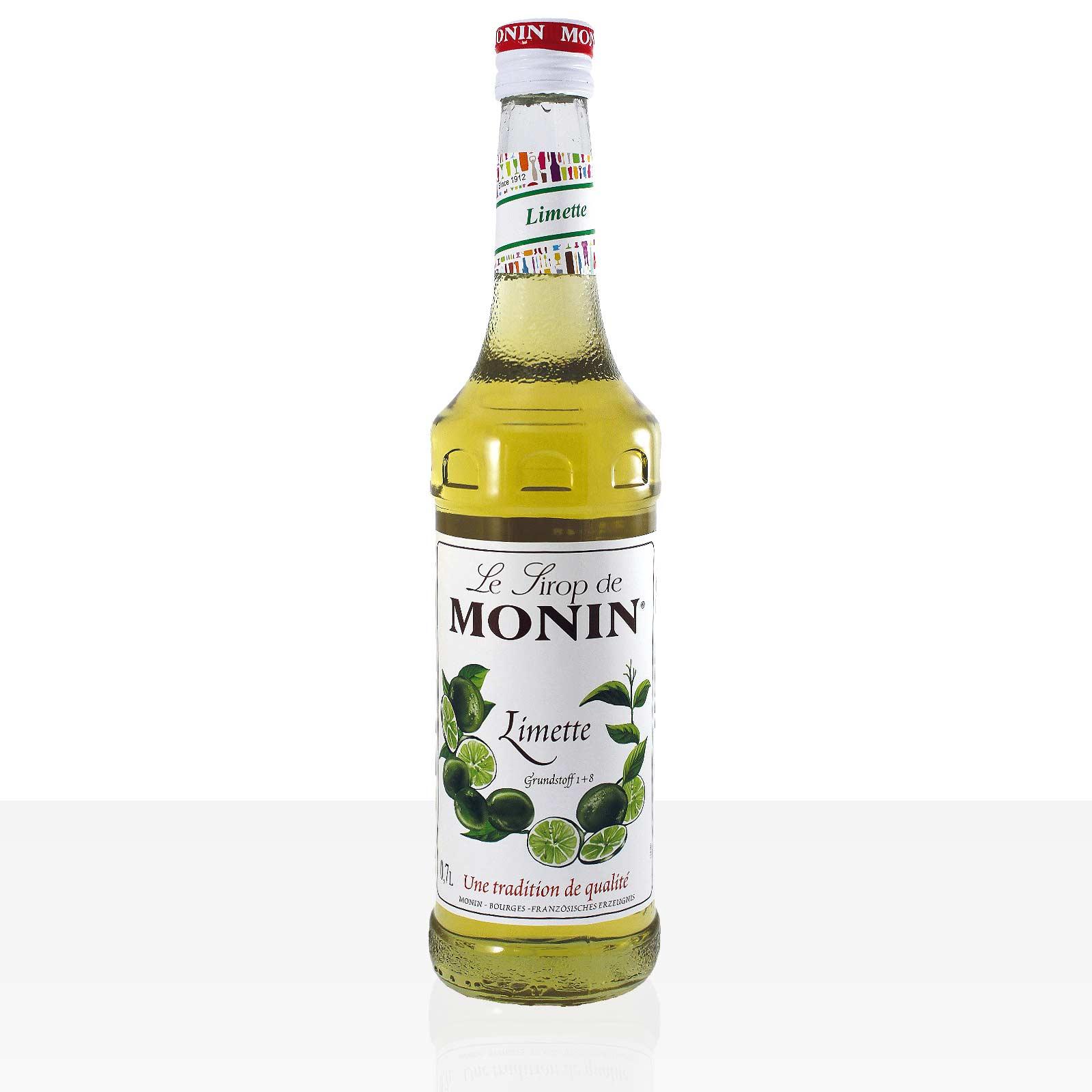 Monin Sirup Limette 0,7 l