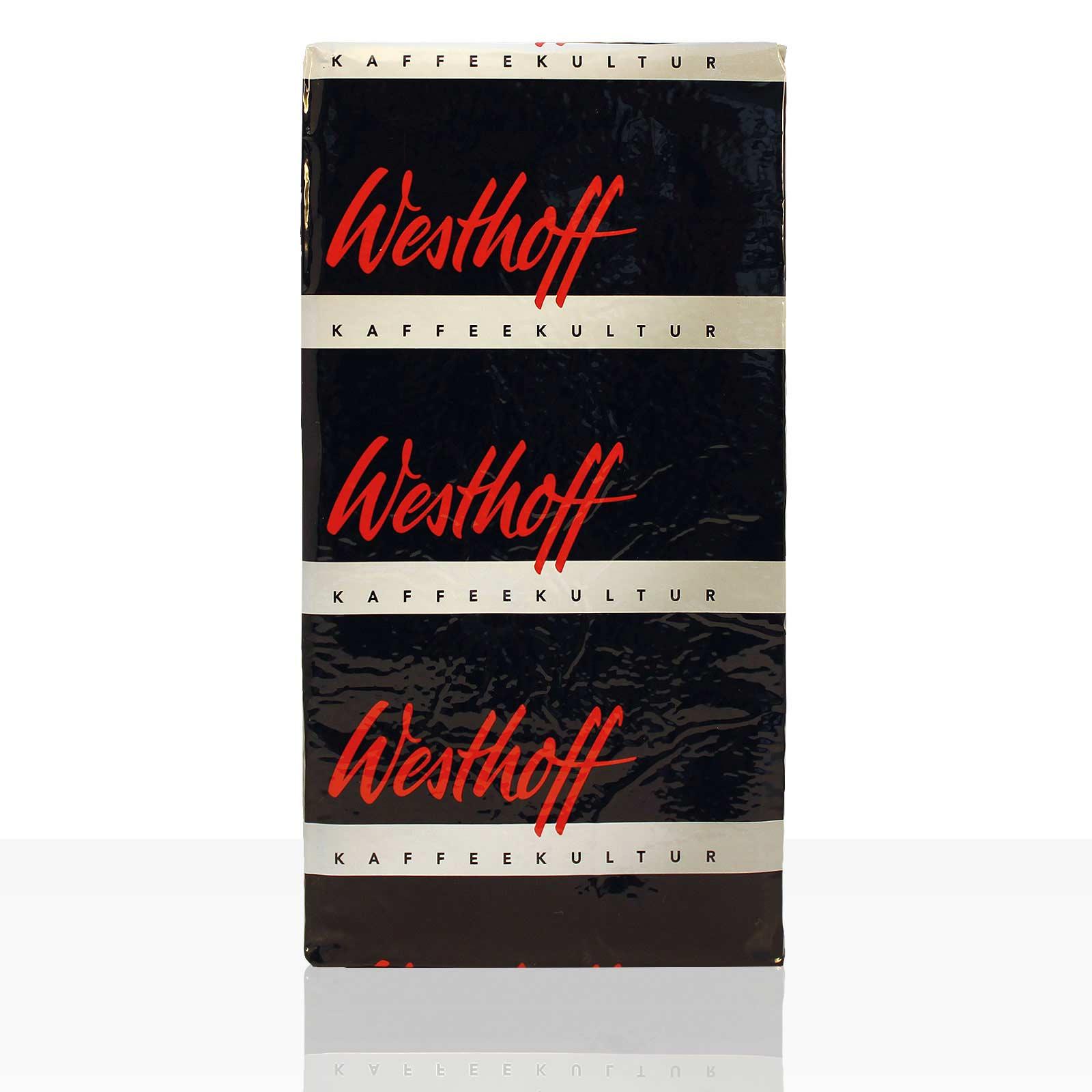 Westhoff Derby - 500g Kaffee gemahlen, Filterkaffee