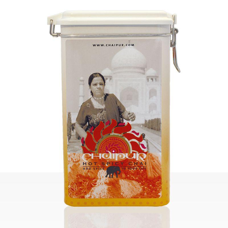 Darboven Chaipur Aromadose, Aufbewahrungsbox