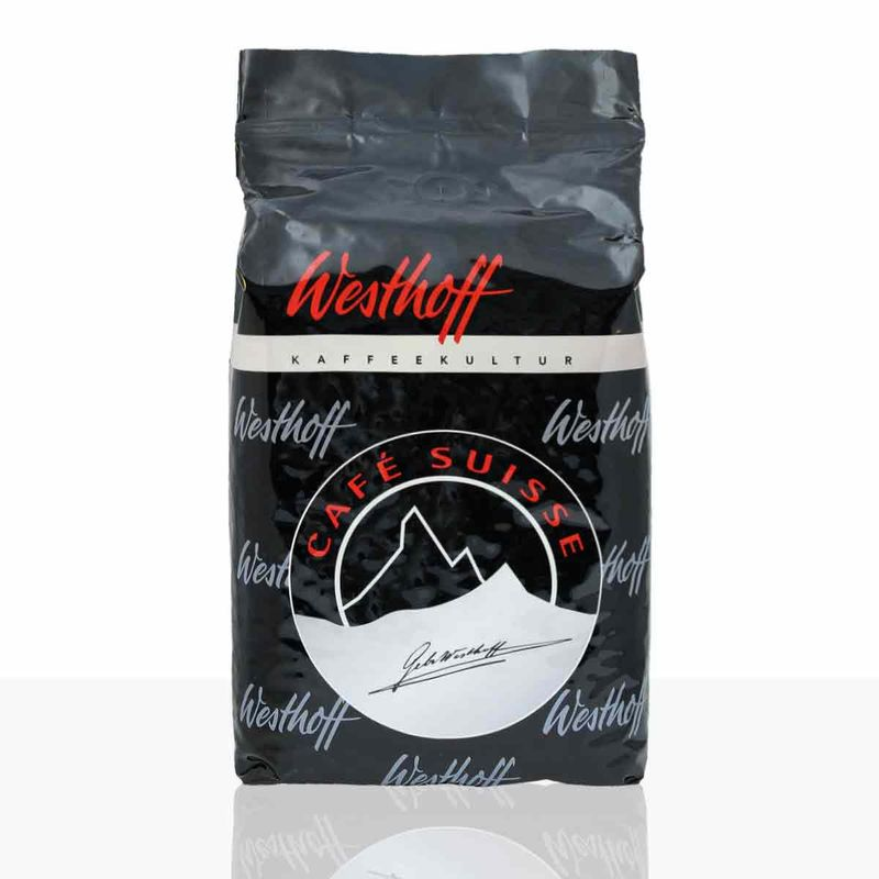 Westhoff Cafe Suisse Classic - 1kg ganze Kaffee-Bohne