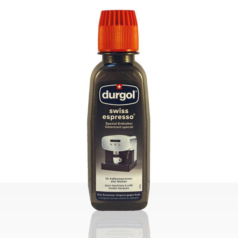Durgol Swiss Espresso Spezial Flüssig-Entkalker 125ml