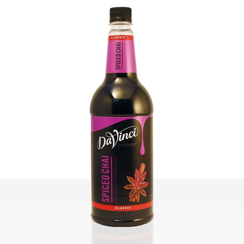 Da Vinci Gourmet Flavour Sirup Spiced Chai 1000ml Kaffeesirup