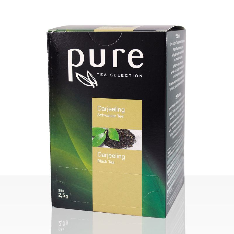 PURE Tea Selection Darjeeling 25 x 2,5g Tee