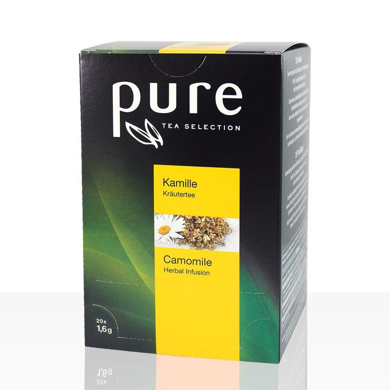PURE Tea Selection Kamille 20 x 1,6g Tee