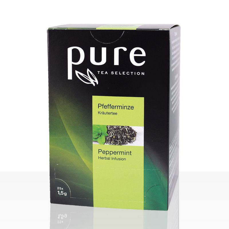 PURE Tea Selection Pfefferminze 25 x 1,5g Tee, Tchibo