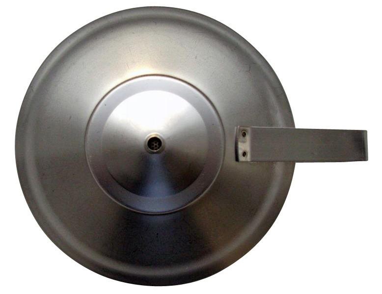 Bonamat rostfreie Teefilterpfanne für Kaffeemaschine altes Design