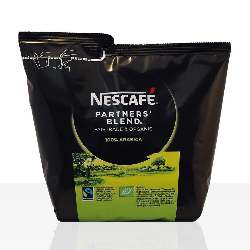 Nestle Nescafe Partners Blend Instantkaffee 250g Fairtrade - ehemals Santa Rica