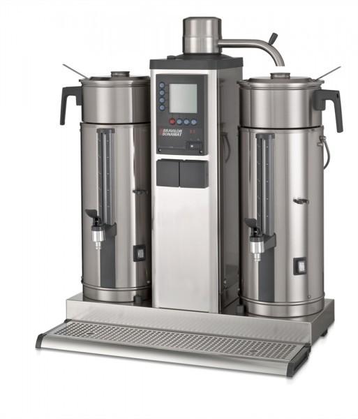 Bonamat B5 Kaffeemaschine, Rundfiltergerät inkl. 2 Vorratsbehälter 230V