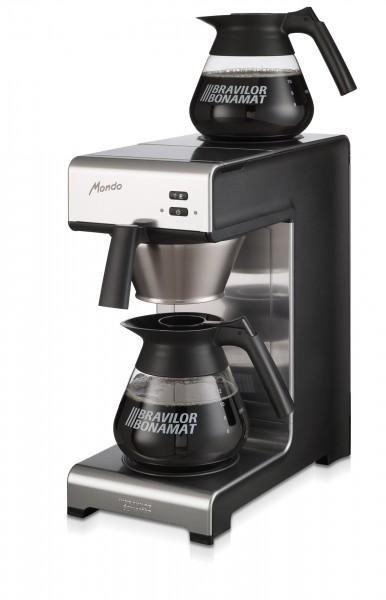 Bonamat Mondo Kaffeemaschine inkl. Kannen (neues Design)