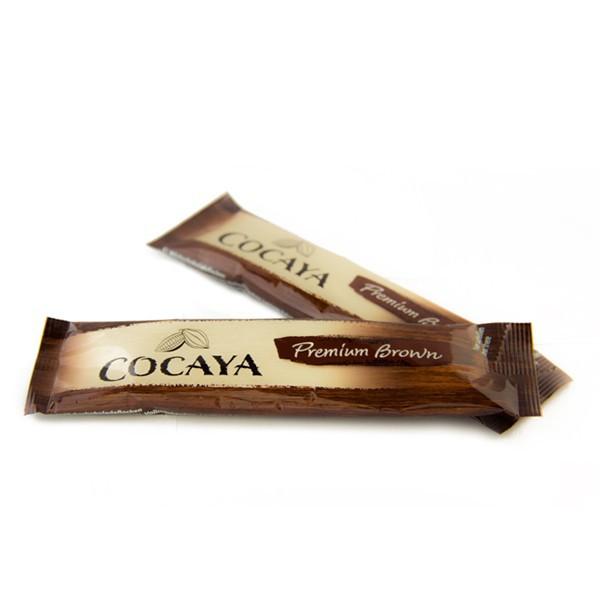 Darboven COCAYA Premium Brown 5 x 35g Portionssticks Kakao Trinkschokolade