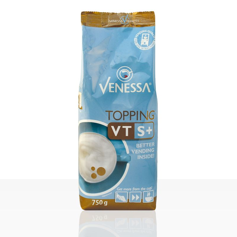 (ab 2,90 EUR/kg) Venessa VT S+ Topping 750g Milchpulver