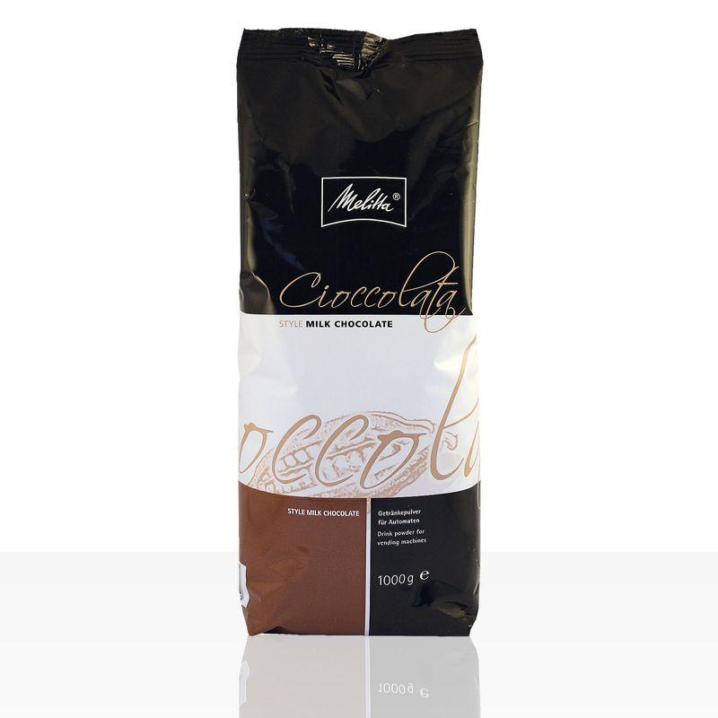 (ab 5,10 EUR/kg) Melitta Cioccolata MILK CHOCOLATE 1kg