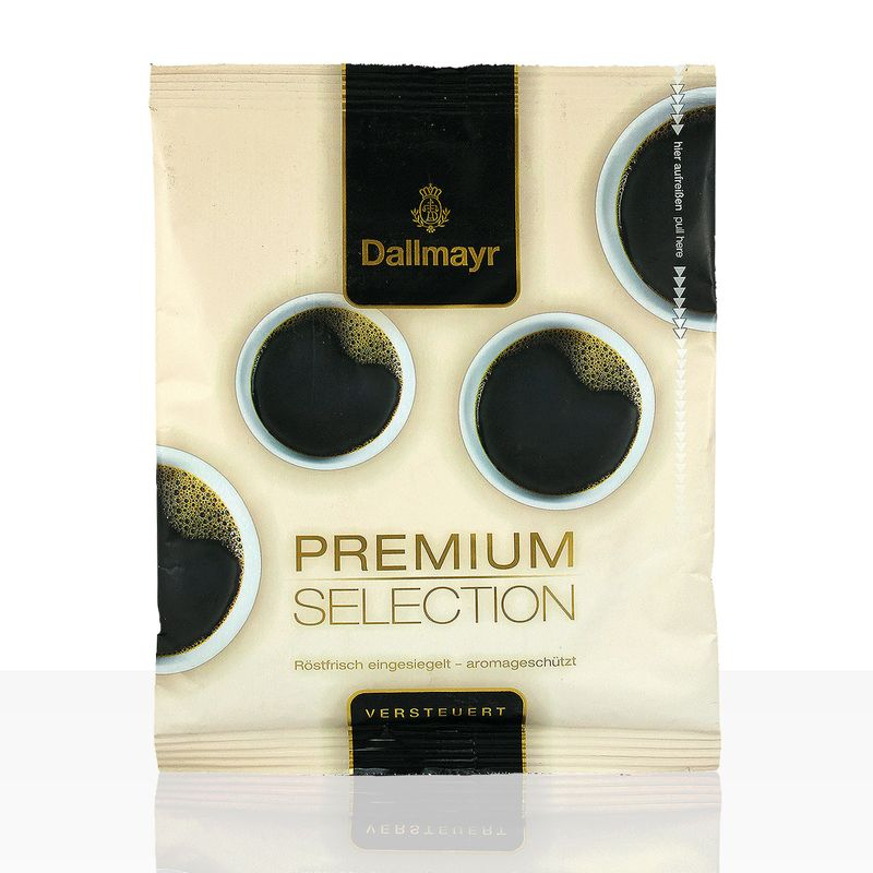 Dallmayr Premium Selection 50 x 65g Pouch Filterbeutel