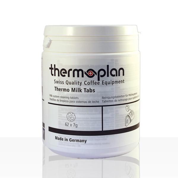 Thermoplan Milk Tabs für Black & White 62 x 7g