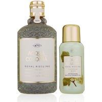 4711 Acqua Colonia Royal Riesling EdC 170ml + Shower Gel 75ml