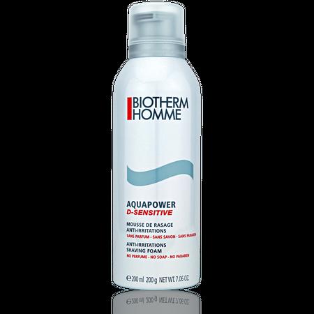 Biotherm Homme power D-Sensitive Shaving Foam 200ml