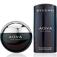 Bvlgari Aqva EdT 100ml + Shower Gel 200ml