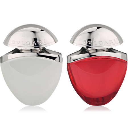 Bvlgari Omnia Coral EdT 25 ml + Crystalline EdT 25 ml