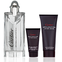 Cartier Declaration d'Un Soir EdT 100ml + Shower Gel 100ml + AS Emulsion 30ml