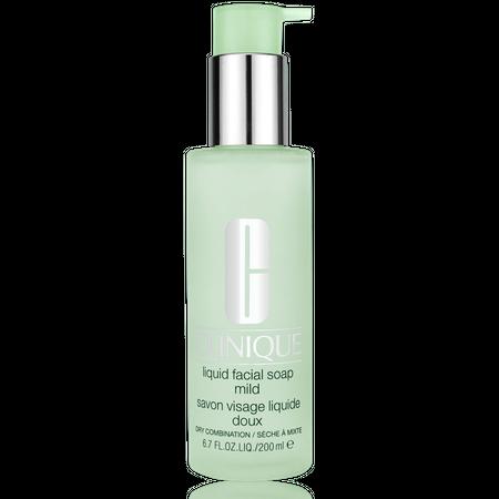 Clinique 3-Phasen-Systempflege Liquid Facial Soap Mild 200ml