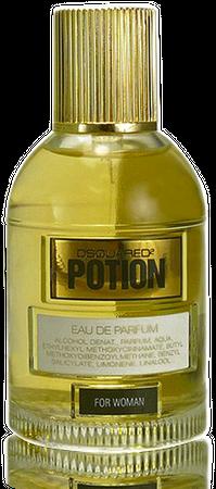 Dsquared² Potion Woman EdP 100ml