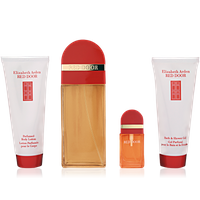 Elizabeth Arden Red Door EdT 100ml + Body Lotion + Shower Gel + Mini Spray