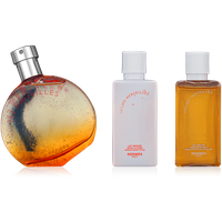 Hermès Eau de Merveilles EdT 50ml + Body Lotion 40ml + Shower Gel 40ml