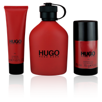 Hugo Boss Red Men EdT 150ml + Deo Stick 75ml + Shower Gel 50ml