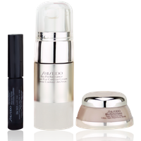 Shiseido Bio-Performance Super Eye Contour Cream 15ml + Super Restoring Cream 7ml + Mascara