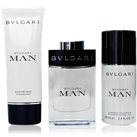 Bvlgari Man EdT 100ml + After Shave Balm 100ml + 100ml Deo Spray
