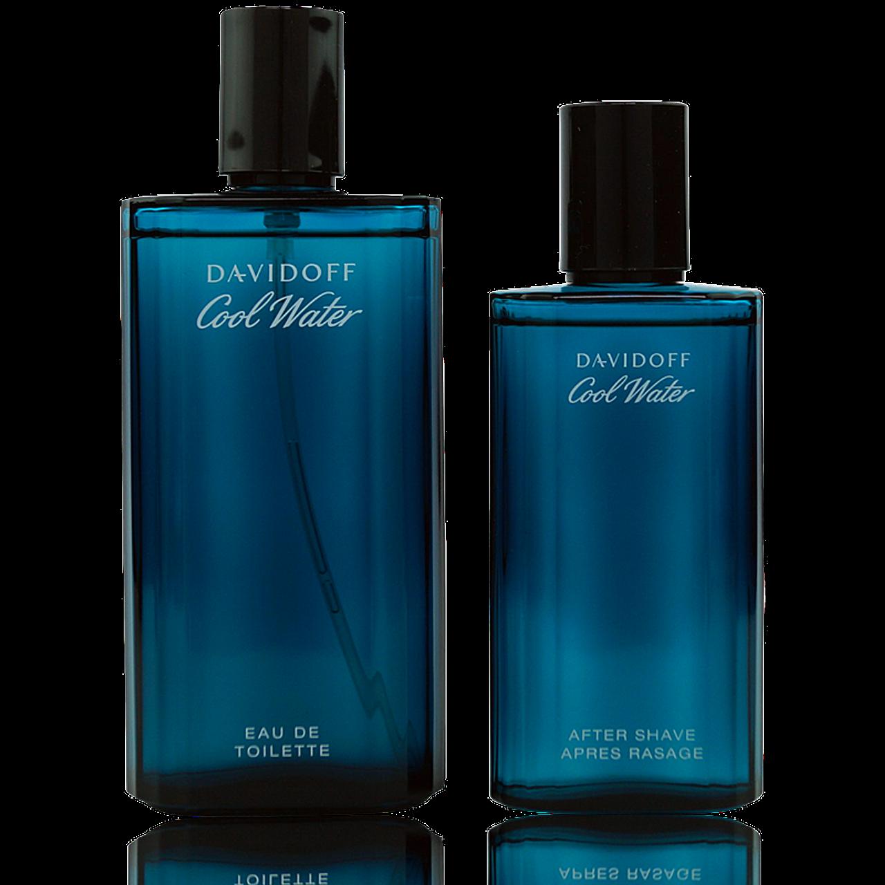 Davidoff Cool Water EdT 125ml + After Shave Splash 75ml