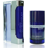 Paco Rabanne Ultraviolet EdT 100ml + Deo Stick 60ml