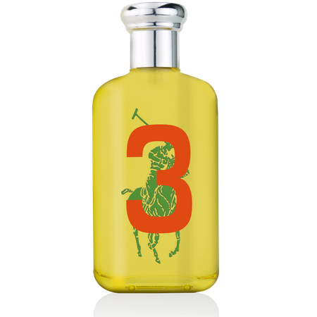 Ralph Lauren The Big Pony Collection Yellow No.3 for Women EdT 100ml