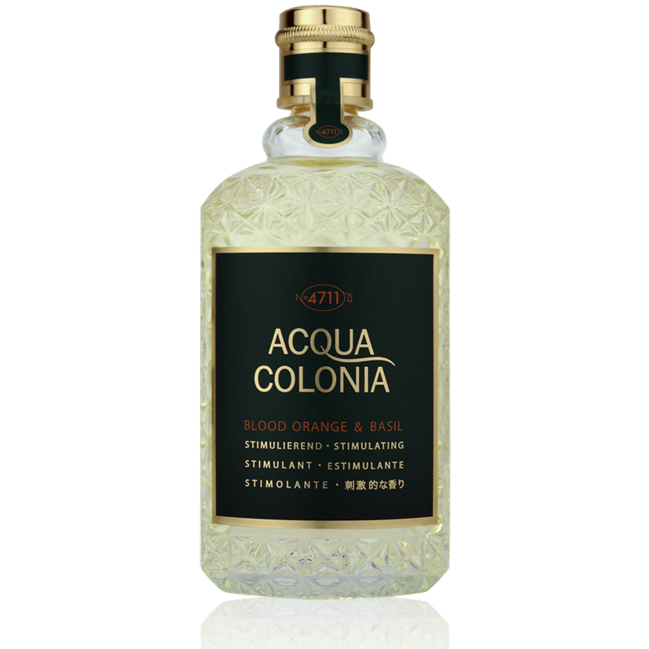 4711 Acqua Colonia Blood Orange & Basil EdC 170ml